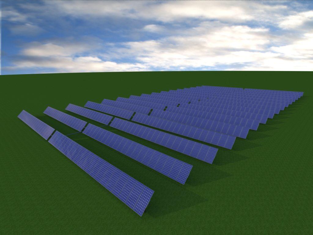 Seguidor Solar 1