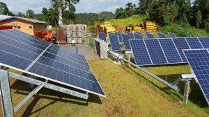 Usina solar POLITEC
